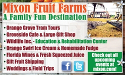 Mixon Fruit Farms - home page opens in new window