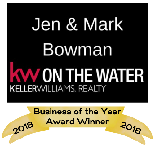 Jen and Mark Bowman / Keller Williams on the Water