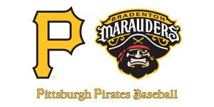 Pittsburgh Pirates & Bradenton Marauders