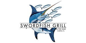 Swordfish Grill & Tiki Bar home, new window.