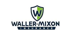 Waller Mixon Insurance home, new window.