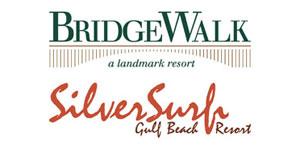 Bridgewalk & Silver Surf resorts home, new window.
