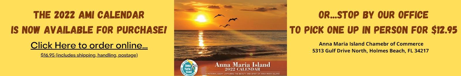 2022 AMI Calendar