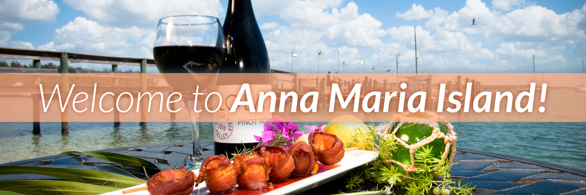Welcome to Anna Maria Island!